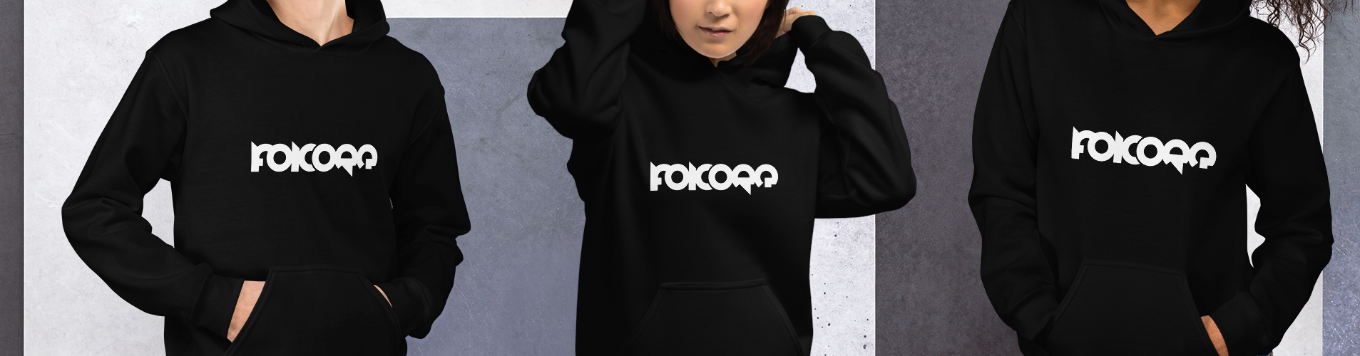 Banner Classic Logo Hoodie